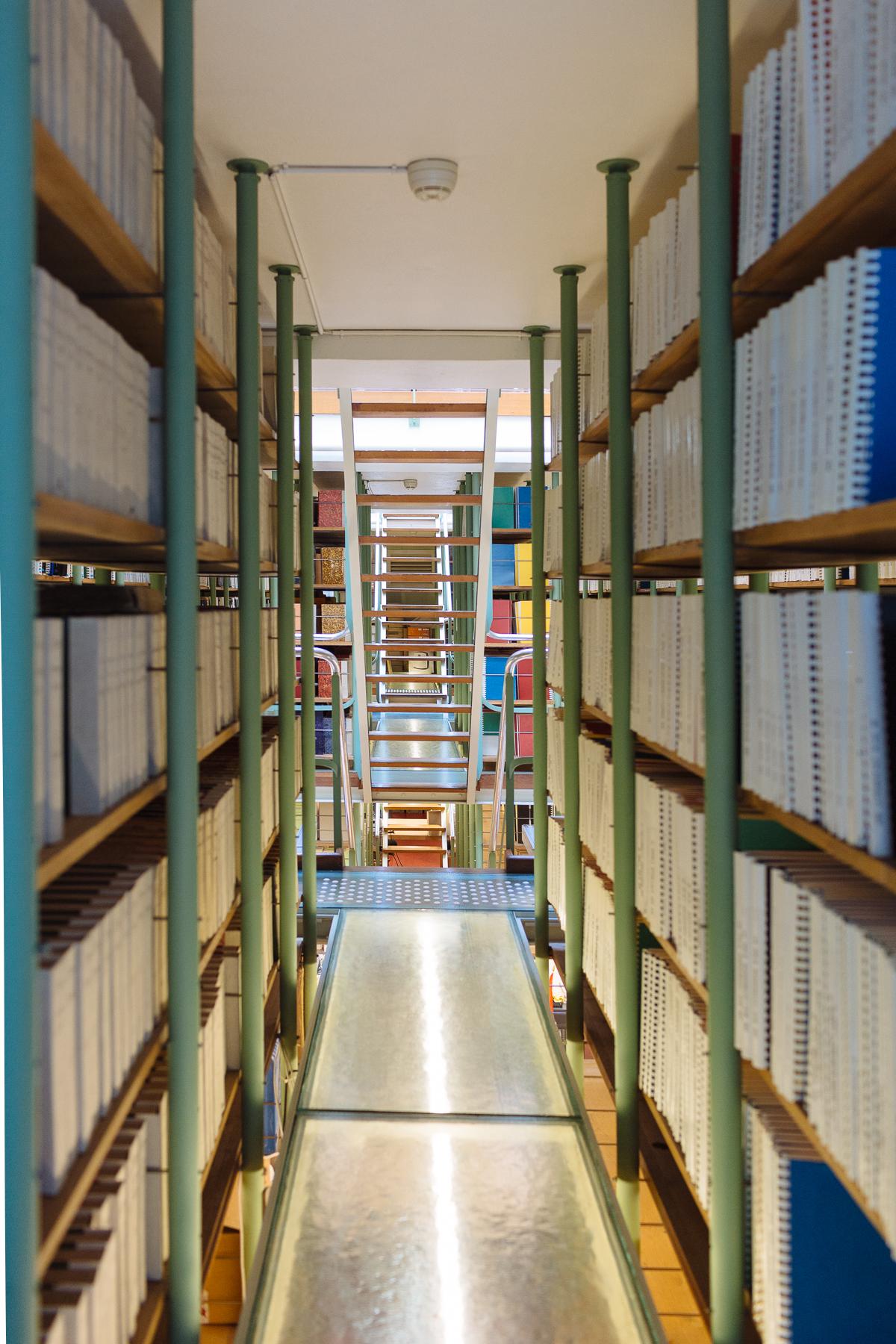 La Bibliothèque en bref